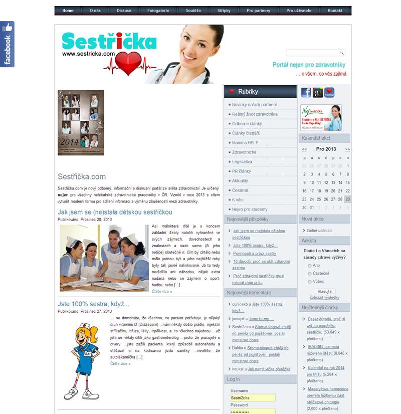 Sestricka.com
