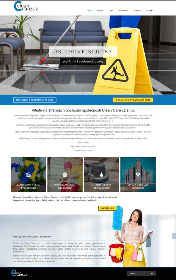 Cleancare.cz