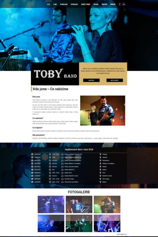 Tobyband.cz